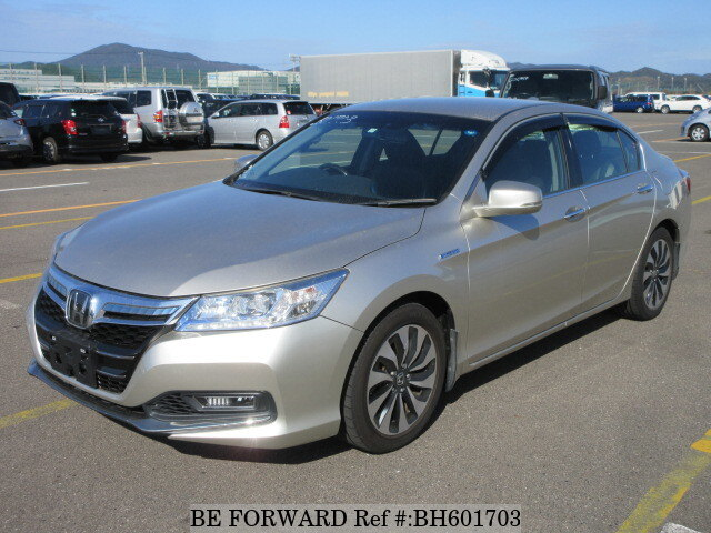 Used 2013 HONDA ACCORD HYBRID BH601703 for Sale