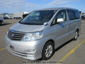Used 2005 TOYOTA ALPHARD BH601704 for Sale