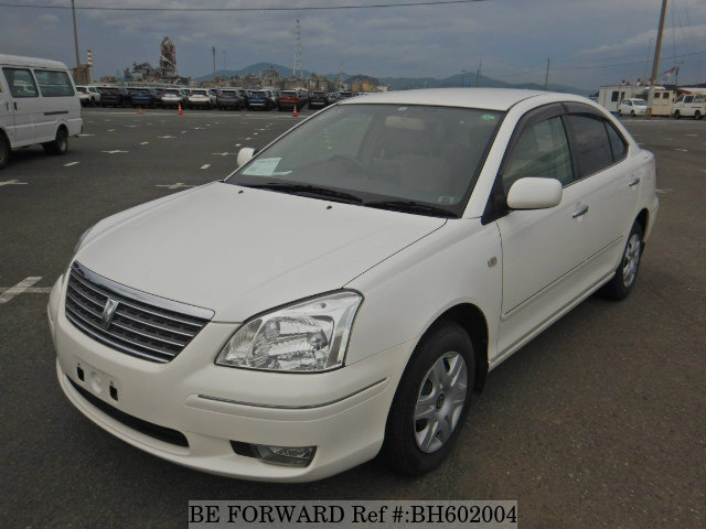 Used 2002 TOYOTA PREMIO BH602004 for Sale