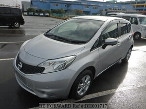 Used 2015 NISSAN NOTE BH601717 for Sale
