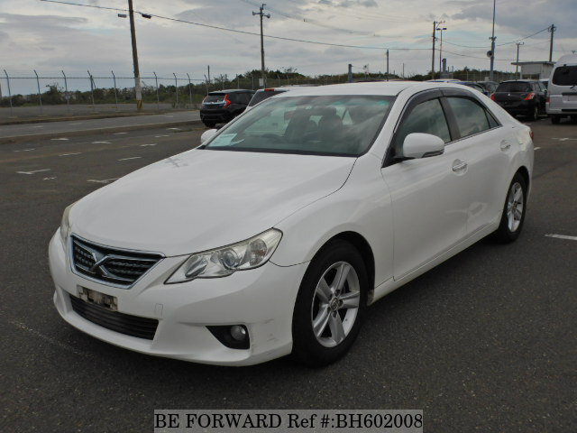 Used 2010 TOYOTA MARK X BH602008 for Sale