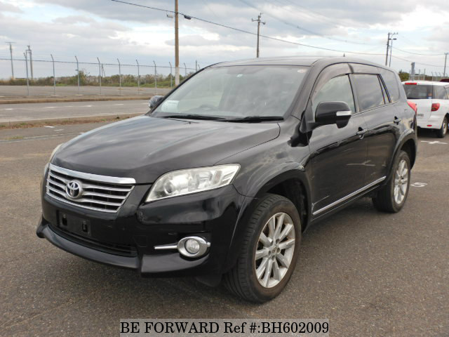 Used 2011 TOYOTA VANGUARD BH602009 for Sale