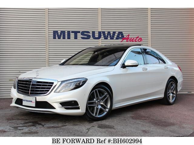 Used 2015 MERCEDES-BENZ S-CLASS BH602994 for Sale