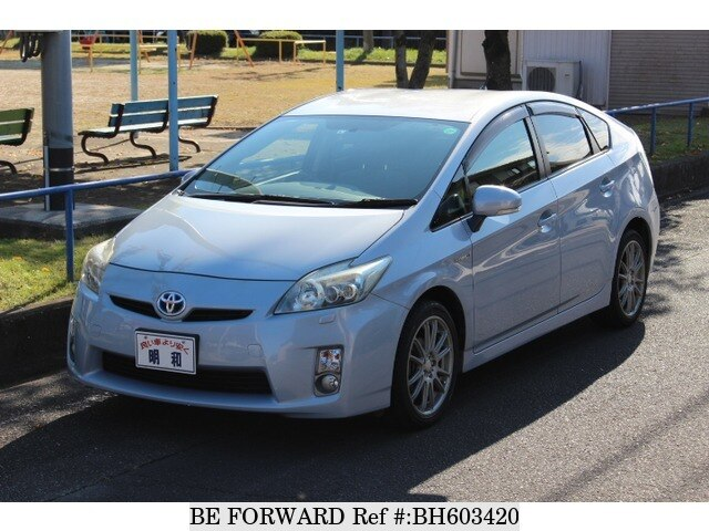 Used 2009 TOYOTA PRIUS BH603420 for Sale