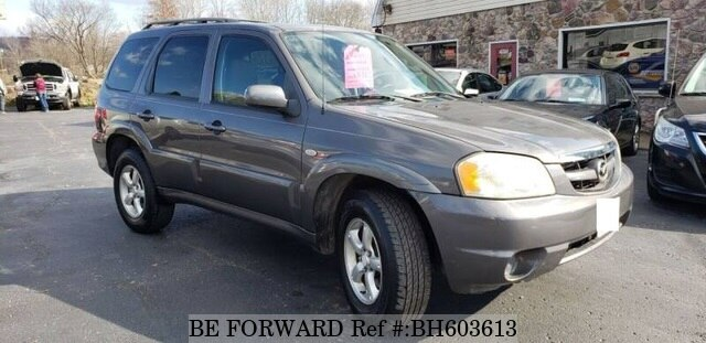 Used 2006 MAZDA TRIBUTE BH603613 for Sale
