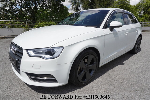 Used 2013 AUDI A3 BH603645 for Sale