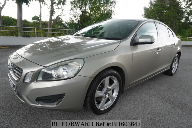 Used 2012 VOLVO S60 BH603647 for Sale