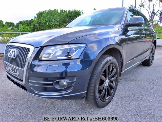 Used 2011 AUDI Q5 BH603695 for Sale