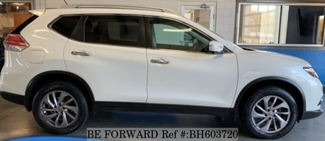 Used 2015 NISSAN ROGUE BH603720 for Sale