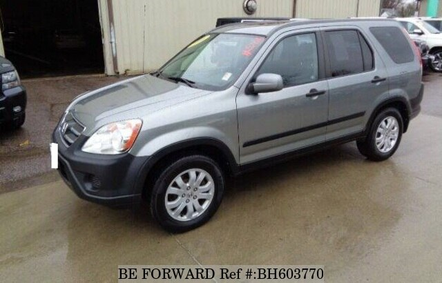 Used 2006 HONDA CR-V BH603770 for Sale