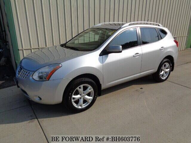 Used 2009 NISSAN ROGUE BH603776 for Sale