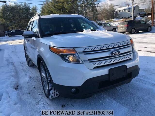 Used 2011 FORD EXPLORER BH603784 for Sale