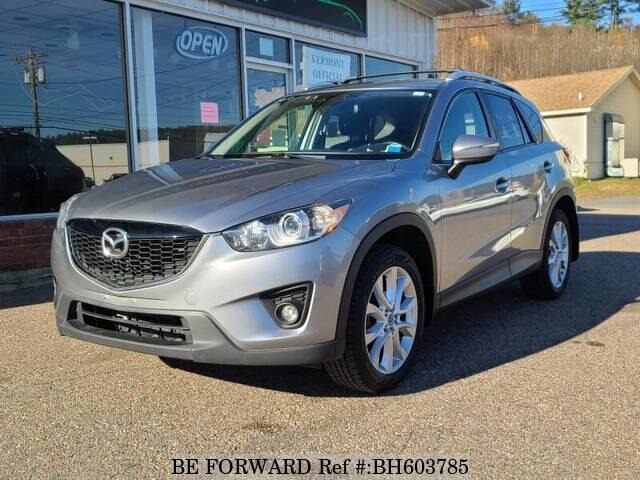 Used 2015 MAZDA CX-5 BH603785 for Sale