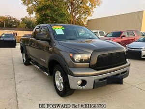 Used 2008 TOYOTA TUNDRA BH603791 for Sale