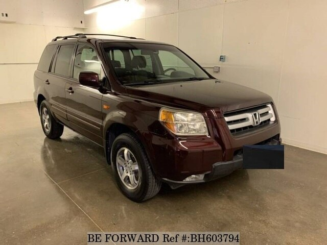 Used 2008 HONDA PILOT BH603794 for Sale