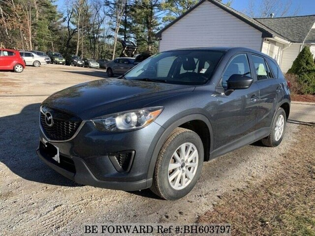 Used 2013 MAZDA CX-5 BH603797 for Sale