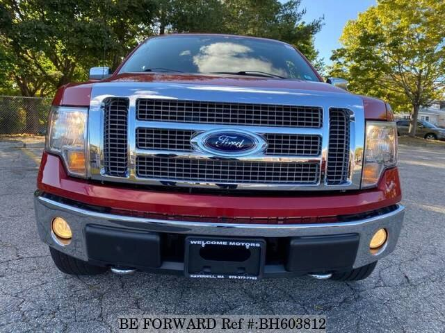 Used 2009 FORD F150 BH603812 for Sale