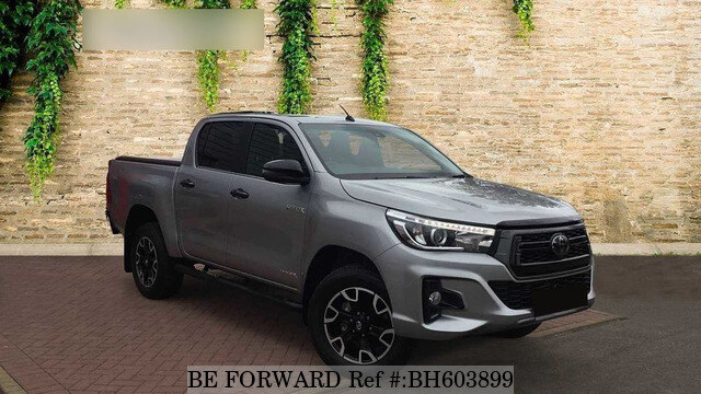 Used 2020 TOYOTA HILUX BH603899 for Sale