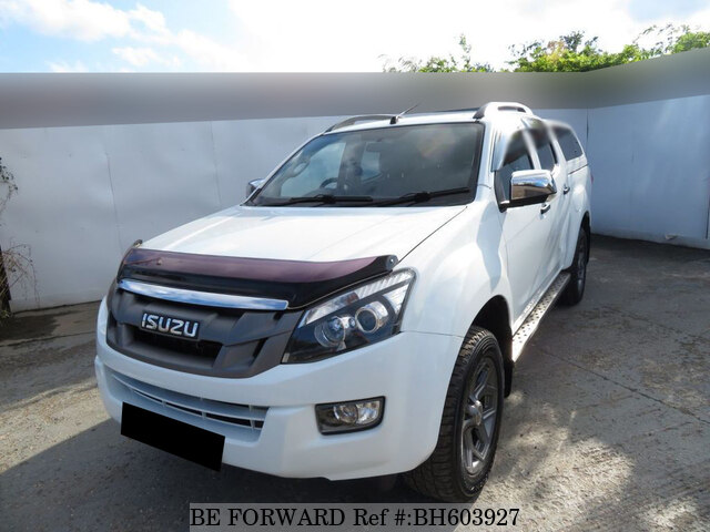Used 2014 ISUZU D-MAX BH603927 for Sale