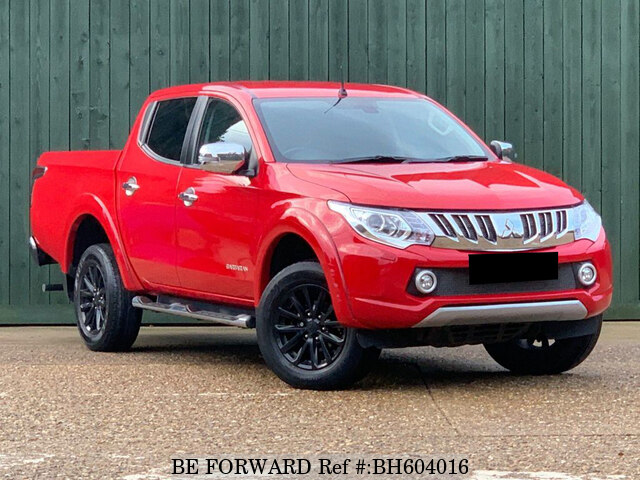 Used 2016 MITSUBISHI L200 BH604016 for Sale