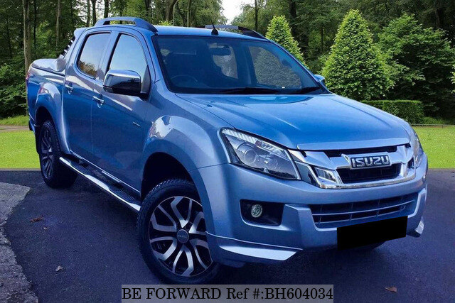 Used 2017 ISUZU D-MAX BH604034 for Sale