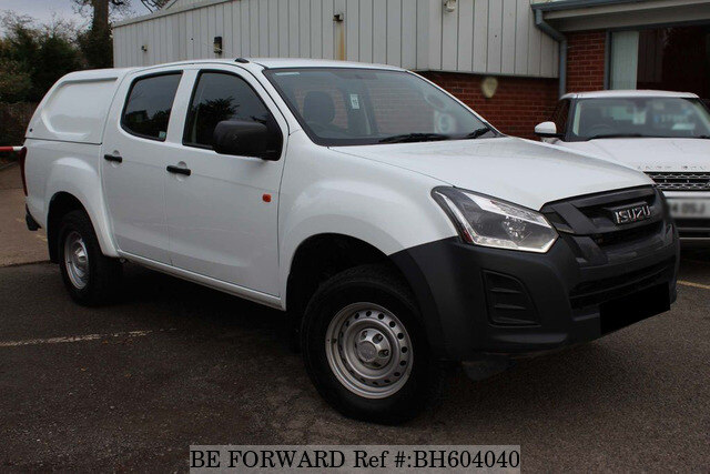 Used 2018 ISUZU D-MAX BH604040 for Sale