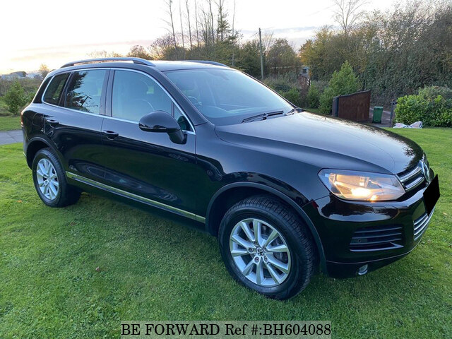Used 2010 VOLKSWAGEN TOUAREG BH604088 for Sale