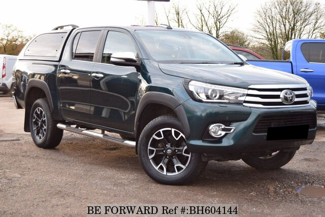 Used 2017 TOYOTA HILUX BH604144 for Sale