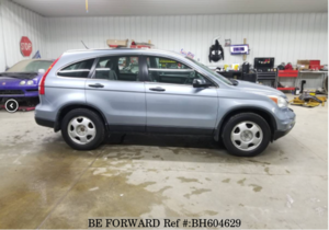 Used 2010 HONDA CR-V BH604629 for Sale