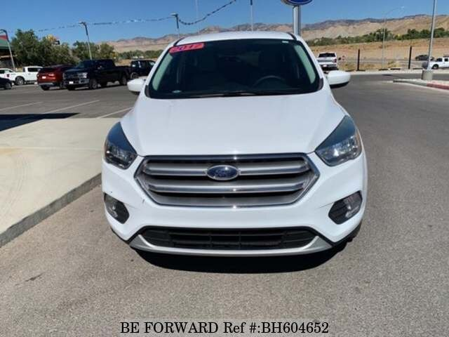 Used 2017 FORD ESCAPE BH604652 for Sale
