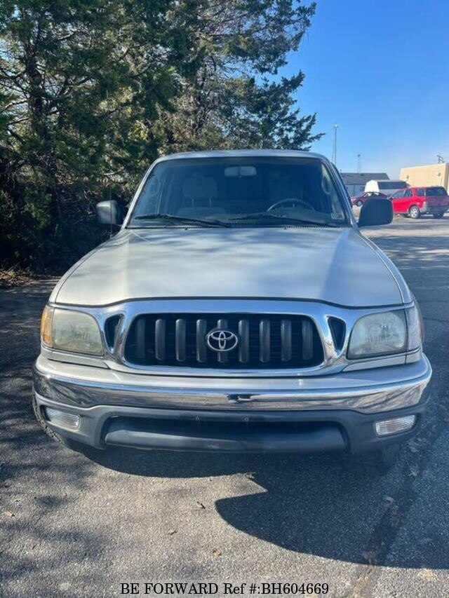 Used 2004 TOYOTA TACOMA BH604669 for Sale