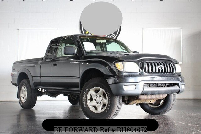 Used 2004 TOYOTA TACOMA BH604672 for Sale
