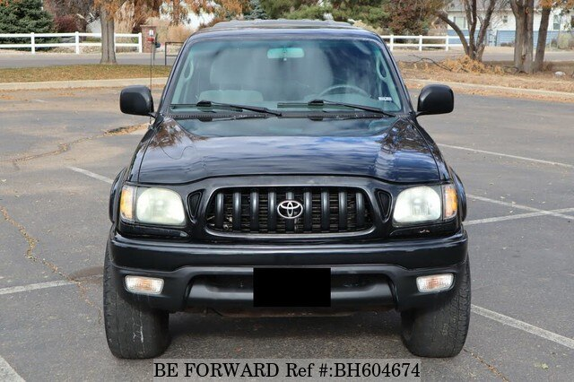 Used 2004 TOYOTA TACOMA BH604674 for Sale