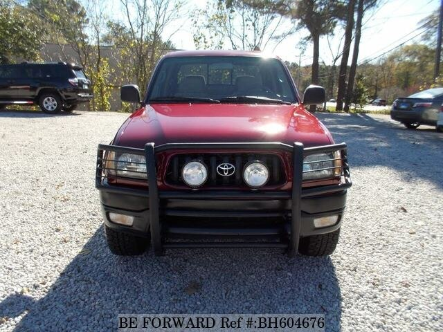 Used 2004 TOYOTA TACOMA BH604676 for Sale