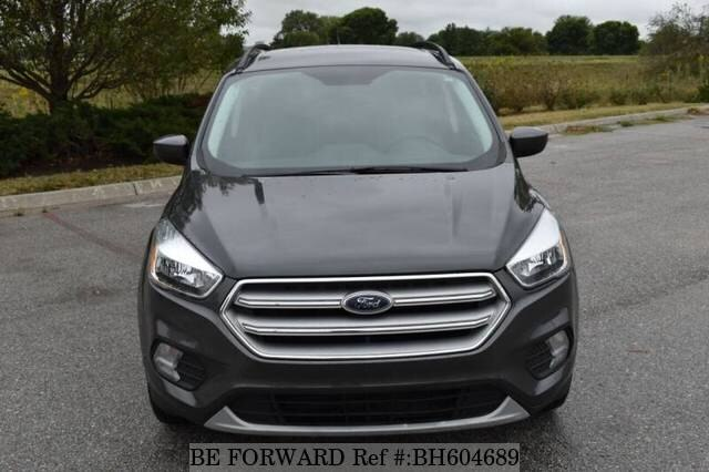 Used 2018 FORD ESCAPE BH604689 for Sale