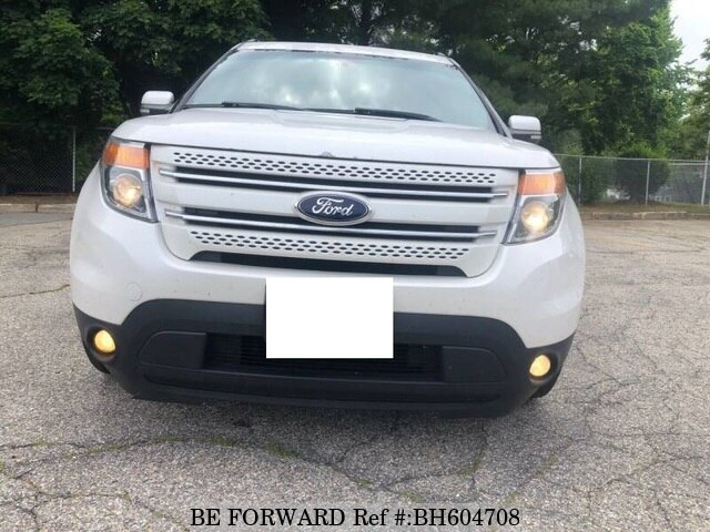 Used 2013 FORD EXPLORER BH604708 for Sale