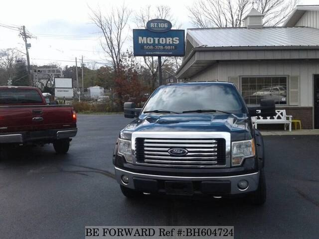 Used 2010 FORD F150 BH604724 for Sale