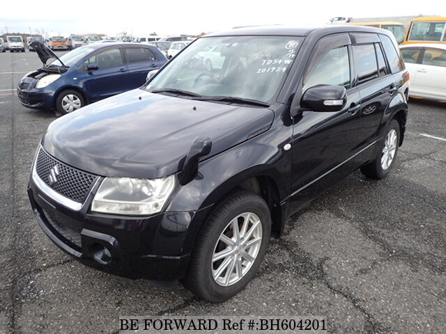 Used 2006 SUZUKI ESCUDO BH604201 for Sale
