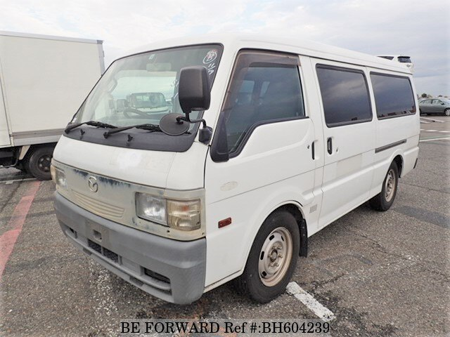 Used 2010 MAZDA BONGO BRAWNY VAN BH604239 for Sale