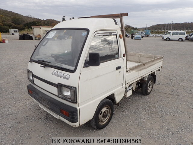 Used 1986 SUZUKI CARRY TRUCK BH604565 for Sale