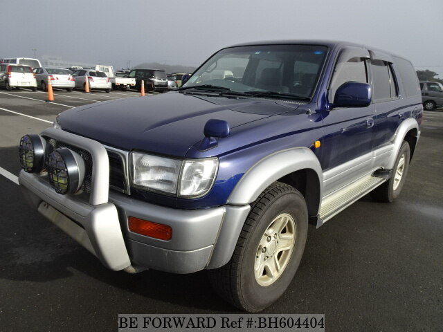 Used 1997 TOYOTA HILUX SURF BH604404 for Sale