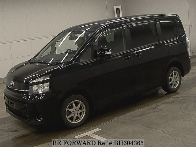 Used 2011 TOYOTA VOXY BH604365 for Sale