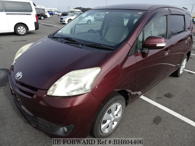 Used 2010 TOYOTA PASSO SETTE BH604406 for Sale