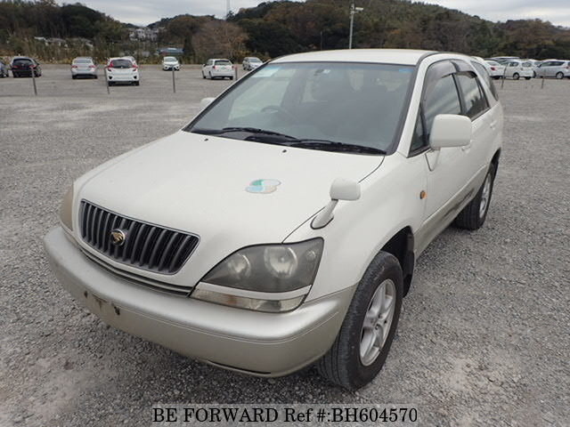 Used 1998 TOYOTA HARRIER BH604570 for Sale