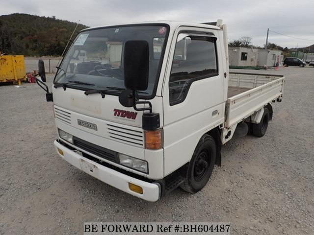 Used 1994 MAZDA TITAN BH604487 for Sale