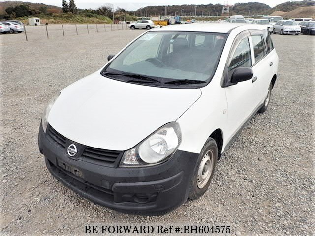 Used 2011 NISSAN AD VAN BH604575 for Sale