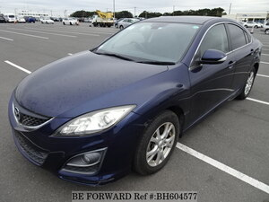 Used 2012 MAZDA ATENZA BH604577 for Sale