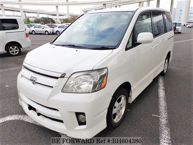 Used 2007 TOYOTA NOAH BH604380 for Sale