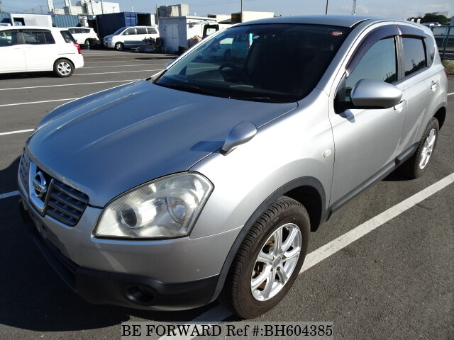 Used 2008 NISSAN DUALIS BH604385 for Sale
