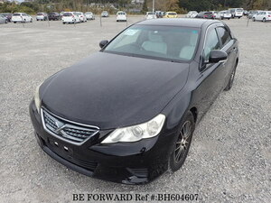 Used 2009 TOYOTA MARK X BH604607 for Sale